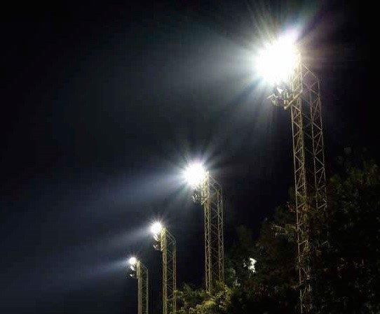 High bay led industrial