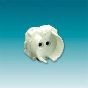 Soquetes para lâmpadas tubulares