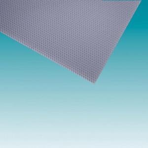 CHAPA MICRO PRISMÁTICA  EM PS 1220 X 1220 X 1,5 MM TRANSMITÂNCIA T94%