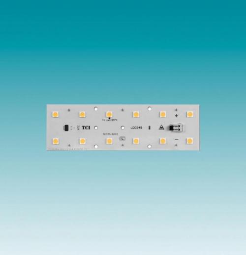 MÓDULO PCB COM 12 LEDS SMD 50X50 5.000K IRC.70